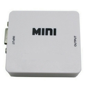 Harga converter vga ke hdmi konverter kabel laptop to tv full hd cable | HARGALOKA.COM