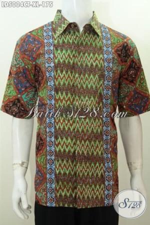 Harga model baju batik terbaru untuk pria ukuran xl | HARGALOKA.COM