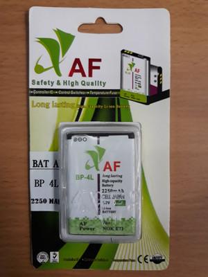 Harga baterai batre battery double power af nokia bp 4l long | HARGALOKA.COM