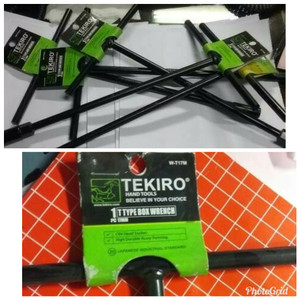 Katalog Paket 4 Pcs Kunci Sok T Tekiro T Type Wrench Shock 8 10 12 14 Mm Katalog.or.id
