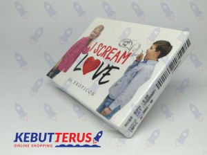 Harga soflens i scream love hugs   | HARGALOKA.COM