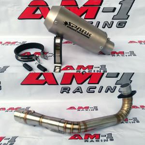 Harga knalpot racing spark sandblast yamaha xmax 250 x max   HARGALOKA.COM