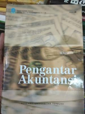 Harga buku pengantar akuntansi penerbit universitas | HARGALOKA.COM