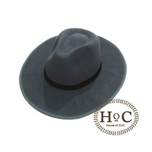 Harga topi fedora panama hat jazz koboy hat topi pantai wide lebar grey   | HARGALOKA.COM