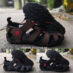 Harga sendal gunung karrimor sandal hiking sandal outdoor karimor   hitam | HARGALOKA.COM