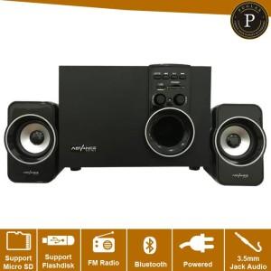 Harga speaker bluetooth advance m180bt aktif speaker laptop speaker | HARGALOKA.COM