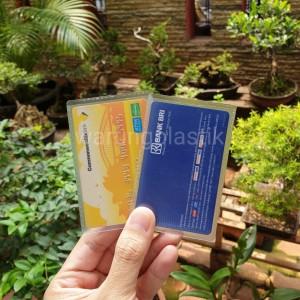 Harga plastik id card bri brizzi bca flazz sampul   HARGALOKA.COM