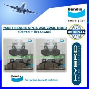 Harga paket bendix metal king ninja 250 z250 250 mono 150rr   HARGALOKA.COM