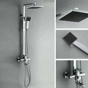 Harga Shower Tiang Panas Dingin I Rain Shower K007a Katalog.or.id