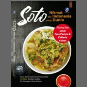 Harga buku soto nikmat dari indonesia untuk   HARGALOKA.COM