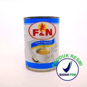 Harga f amp n fn evaporated milk susu | HARGALOKA.COM