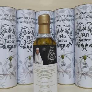Harga minyak zaitun syekh ali jaber extra virgin olive oil asli | HARGALOKA.COM