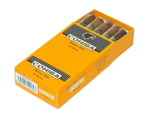 Harga cohiba short pack 10 cuban cigar   HARGALOKA.COM