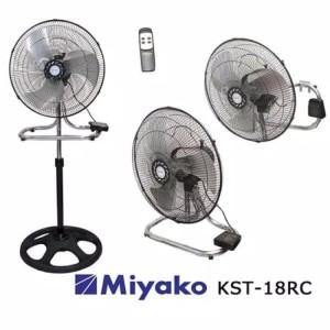 Katalog Kipas Angin Miyako Industrial Fan Kst18rc 3in1 Remote Katalog.or.id