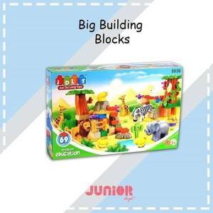 Harga big building blocks animal | HARGALOKA.COM