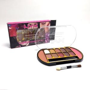 Harga fashion make up kit nyx eyeshadow amp blusher seri   HARGALOKA.COM