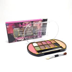 Harga eyeshadow amp blusher nyx fashion make up kit seri   HARGALOKA.COM