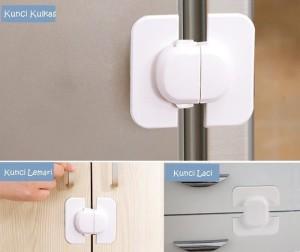Info Safety Belt Lock Drawer Pengaman Laci Lemari Meja Bayi Bb 03 Katalog.or.id