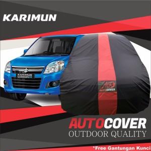 Harga cover body penutup sarung mobil suzuki karimun anti | HARGALOKA.COM