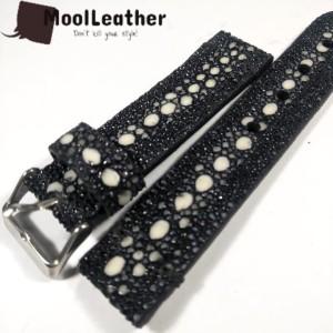 Harga tali strap jam tangan asli kulit ikan pari duri warna   HARGALOKA.COM