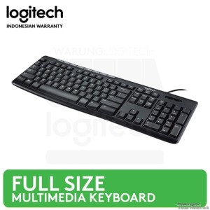 Harga logitech keyboard usb multimedia | HARGALOKA.COM