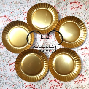Harga piring kertas piring kue piring kue ulang | HARGALOKA.COM