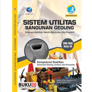 Harga buku sistem utilitas bangunan gedung   teknik konstruksi dan   HARGALOKA.COM