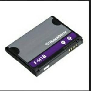 Harga baterai blackberry original f m1 pearl 3g amp | HARGALOKA.COM