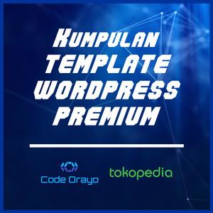 Harga 10 shop wordpress template wordpress premium | HARGALOKA.COM
