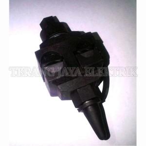 Harga tap konektor kabel listrik pln hitam super kedap air tembaga | HARGALOKA.COM