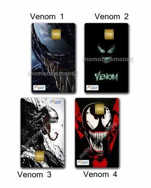 Harga kartu bca flazz custom design venom carnage   bca   HARGALOKA.COM