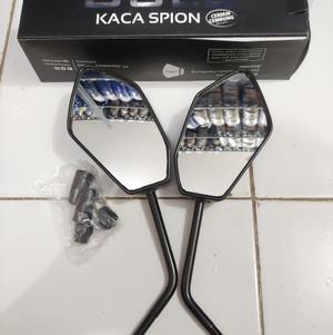 Info Spion Motor Tomok Rizoma Full Besi Variasi Aksesoris Katalog.or.id