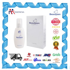 Harga beautyzen gentle refreshing toner 200ml kk indonesia | HARGALOKA.COM