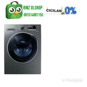 Harga mesin cuci samsung wd10k6410ox front loading 10 5kg washer | HARGALOKA.COM
