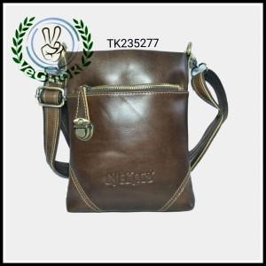 Harga tas selempang pria kulit sapi asli   kickers tk235277   | HARGALOKA.COM