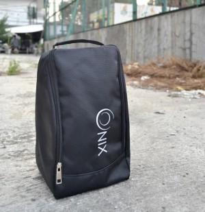 Harga tas sepatu onix hitam   | HARGALOKA.COM