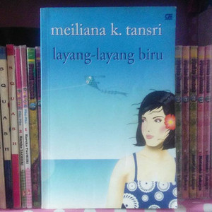 Harga meiliana k tansri novel layang layang biru murah teenlit   HARGALOKA.COM