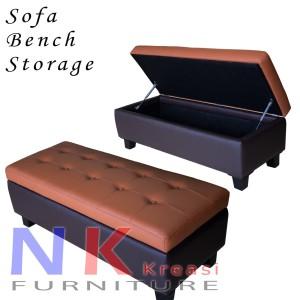 Harga Bench Stool Sofa Minimalis 110x40x45 Katalog.or.id
