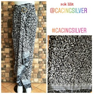 Harga rok lilit batik kebaya motif cacing | HARGALOKA.COM