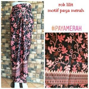 Harga rok lilit batik kebaya paya | HARGALOKA.COM