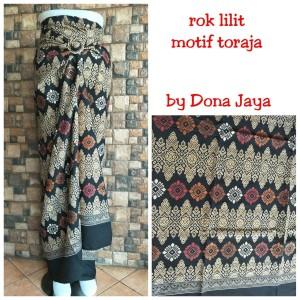 Harga rok lilit batik kebaya | HARGALOKA.COM