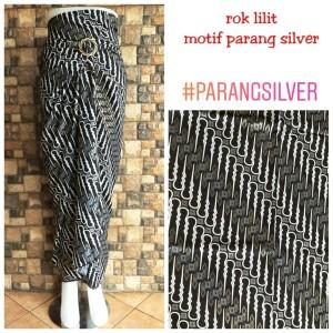 Harga rok lilit batik kebaya motif parang | HARGALOKA.COM
