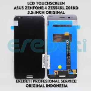 Harga lcd ts asus zenfone 4 ze554kl z01kd 5 5 inch original | HARGALOKA.COM