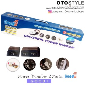 Katalog Power Window Universal 2 Pintu Katalog.or.id