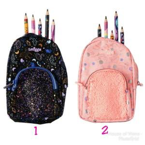 Harga smiggle glitz mini backpack pencil case   tempat pensil smiggle     HARGALOKA.COM