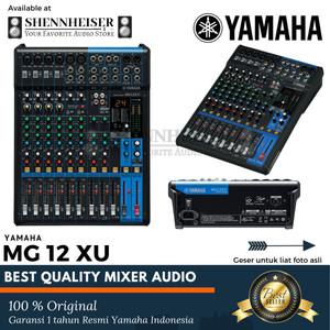 Harga mixer yamaha mg 12 xu original garansi resmi yamaha | HARGALOKA.COM