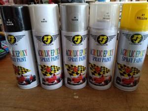 Katalog Cat Rexton Spray Leather Refinish 400 Cc Katalog.or.id