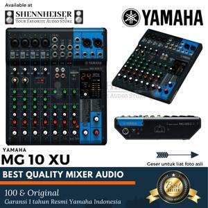 Harga mixer yamaha mg 10 xu original garansi resmi yamaha | HARGALOKA.COM