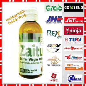 Harga minyak zaitun hni hpai untuk wajah rambut bibir kulit | HARGALOKA.COM