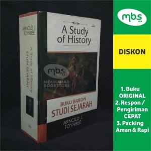 Harga a study of history   buku babon studi sejarah   arnold j toynbee   | HARGALOKA.COM